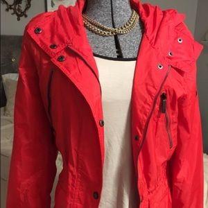 Micheal Kor rain jacket size M